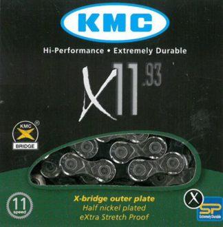 Kæde KMC X11.93 118 Led