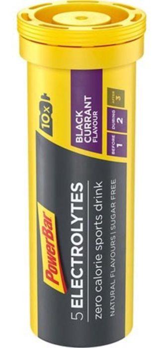 Powerbar elektrolytter tabs black currant