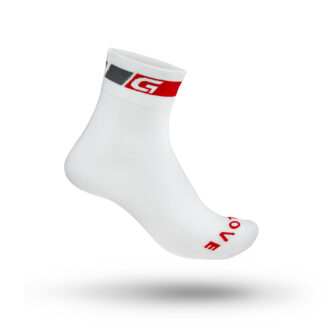 GripGrab Classic Regular Cut Sock Hvid