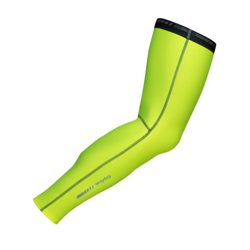 GripGrab Leg Warmers Hi-Vis