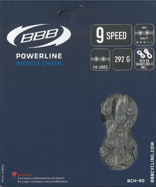 BBB PowerLine 9