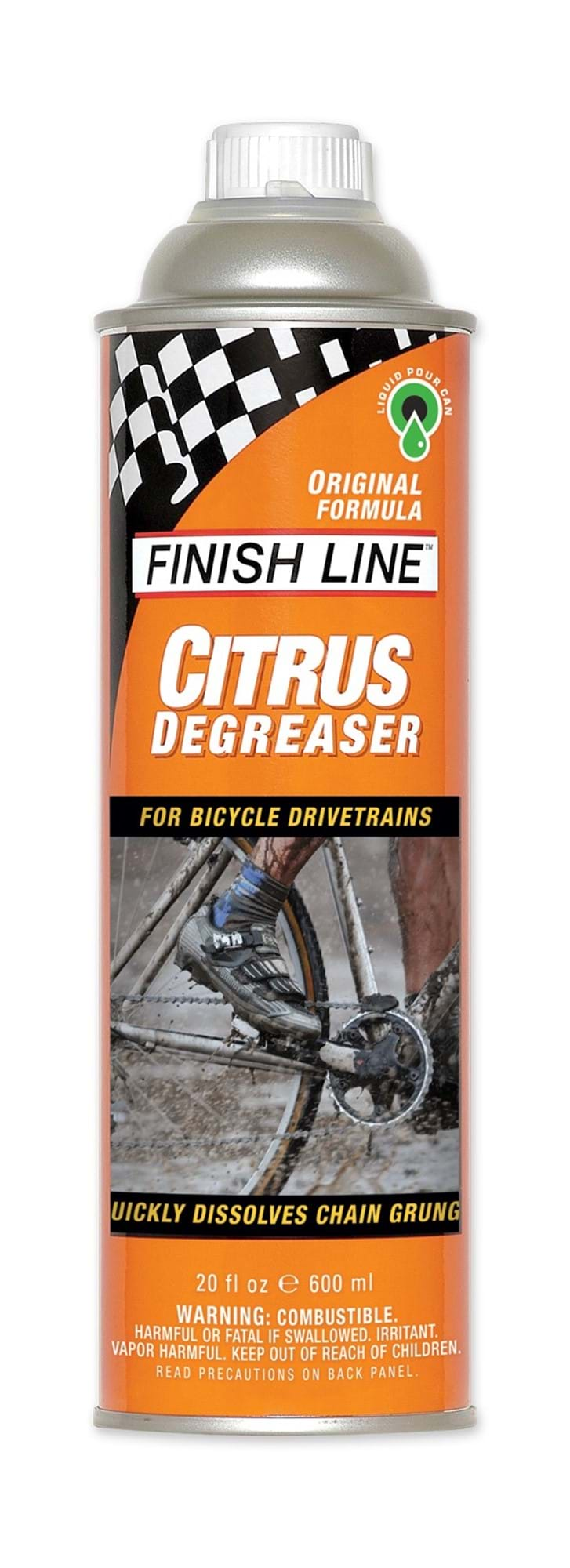 Citrus Bike Chain Degreaser 600 ml