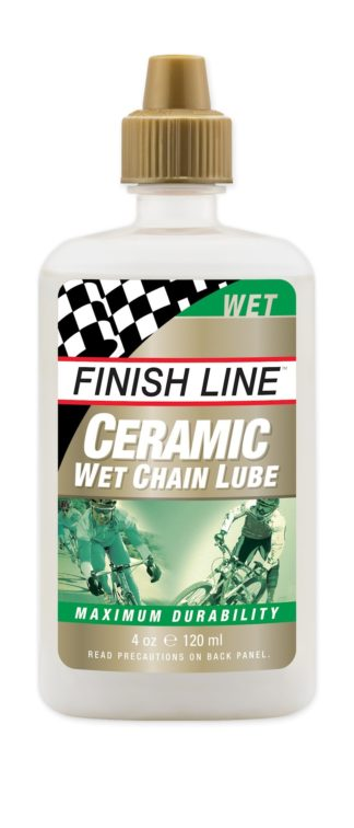 Kædeolie Ceramic Finish Line Wet