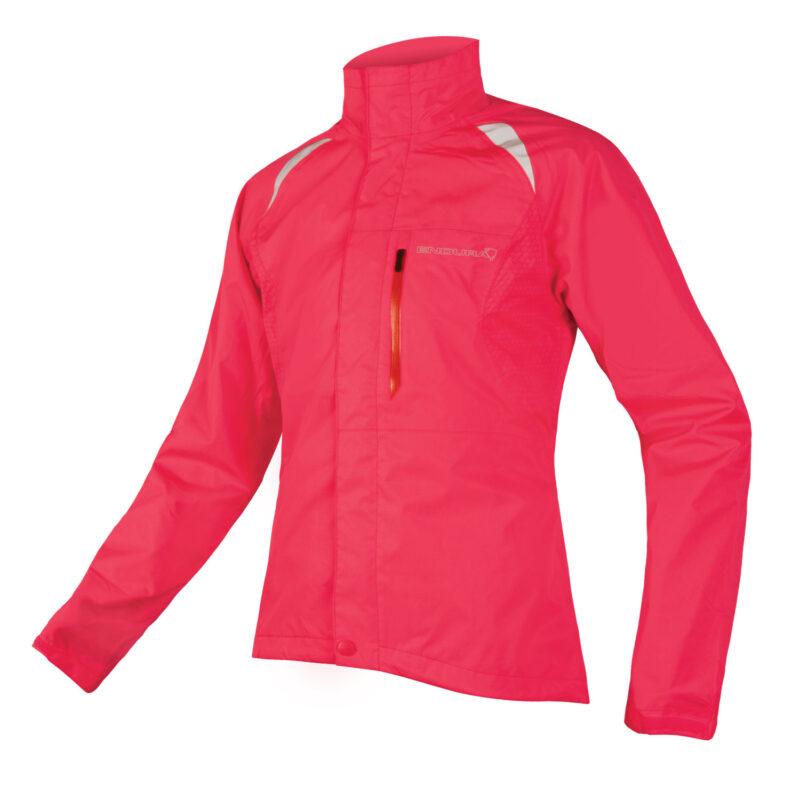Endura Gridlock II Jacket Dame Pink
