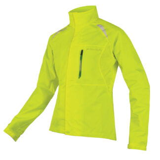 Endura Gridlock II Jacket Dame Yellow