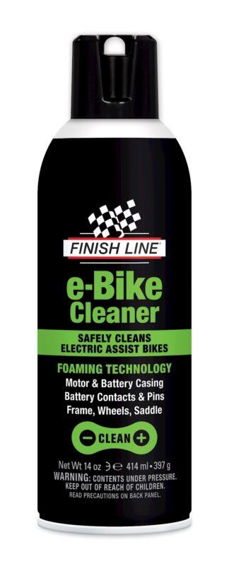 Cykelrens Finish Line E-Bike
