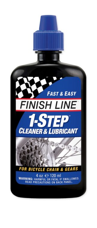 Finish Line 1-Step Cleaner & Lubricant multiolie