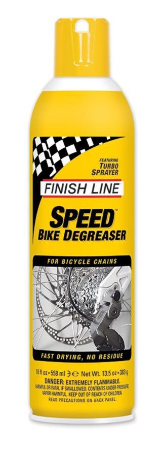 Skivebremserens Finish Line Speed Bike Degreaser