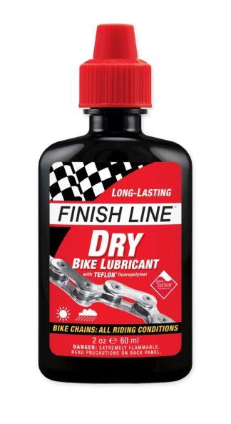 Kædeolie Finish Line Dry 60 ml