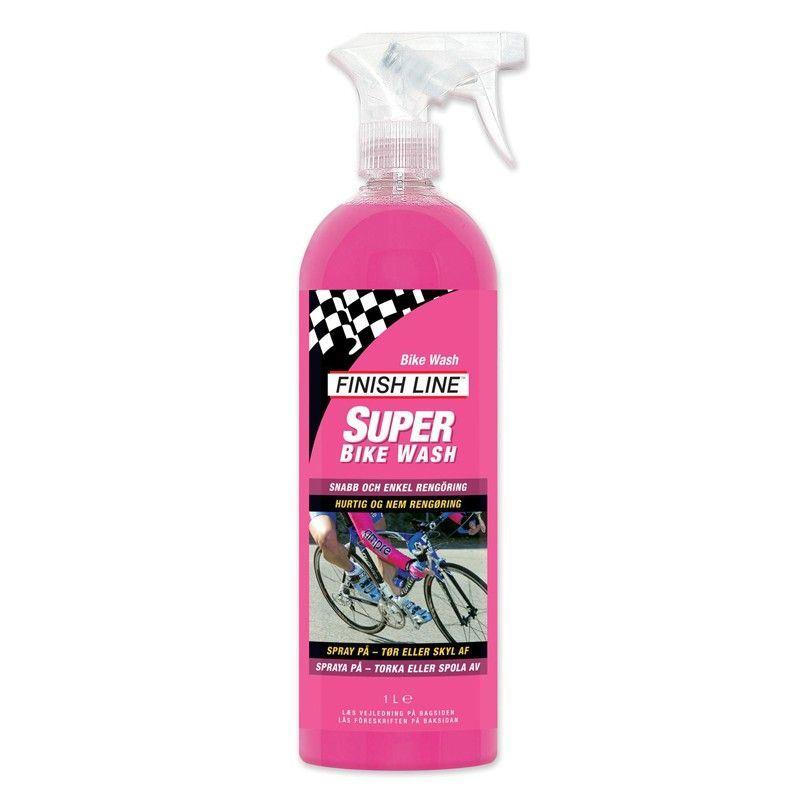 Super Bike Wash