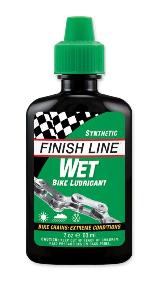 Kædeolie Finish Line Wet 60 ml