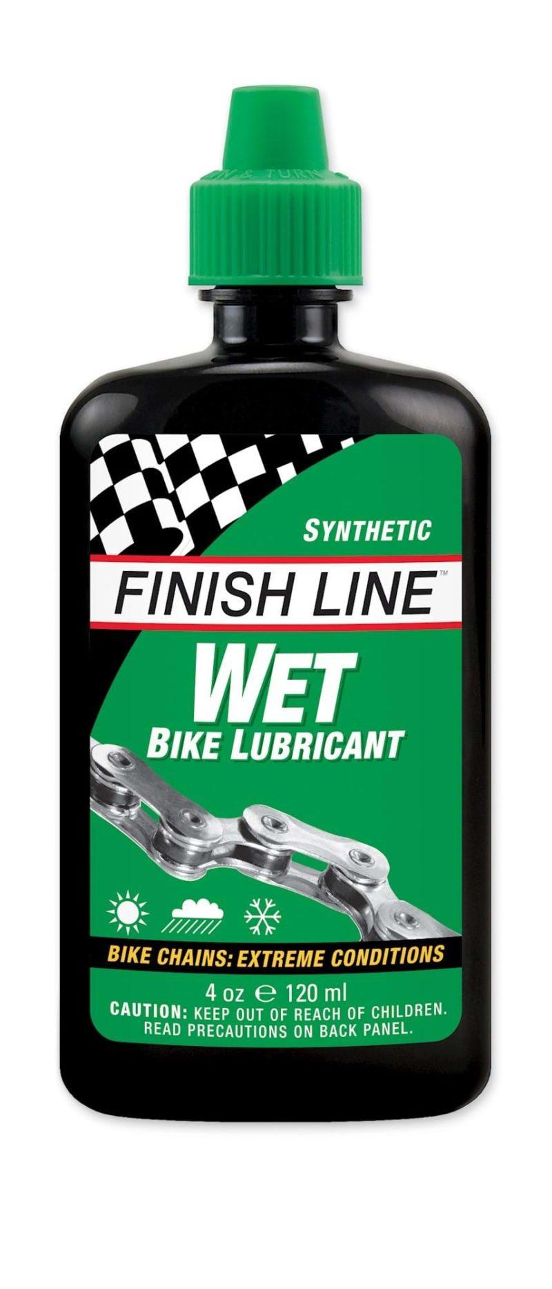 Finish Line Wet Kædeolie 120 ml