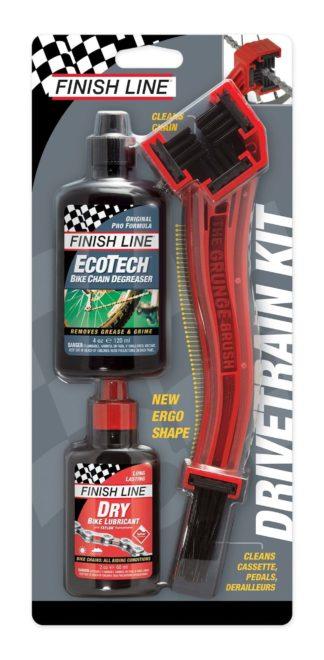 Finish Line Grunge Brush Kit
