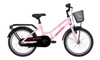"""Winther 150 Pige 18"""" Pink"""