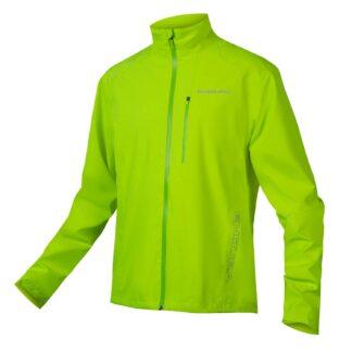 Endura Hummvee Waterproof Jacket Yellow