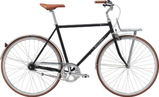 Raleigh Yate Cargo Herre Sort 2021