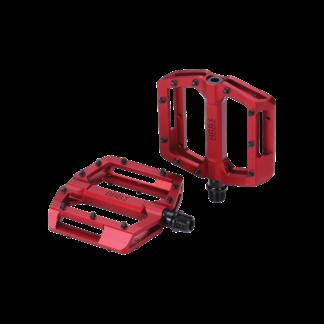Pedaler BBB Enigma Flat Rød