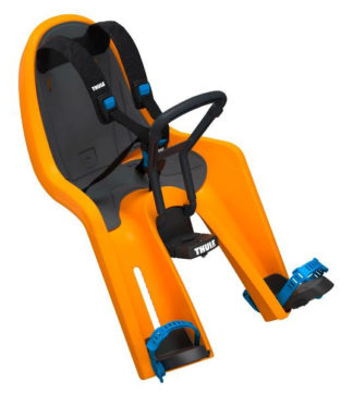 Thule RideAlong Mini Orange Barnestol