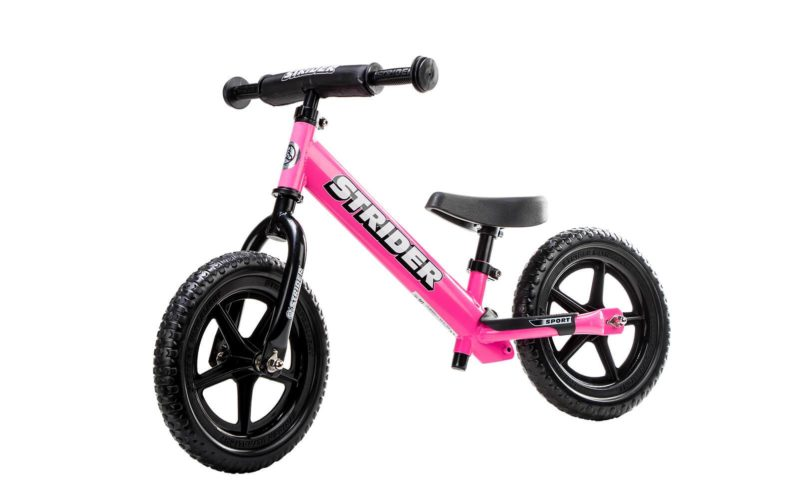 Strider Løbecykel Pink