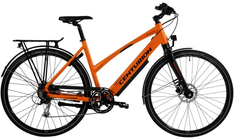 Centurion Zero E Dame Orange