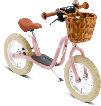 Puky Løbecykel LR XL BR Retro Rose