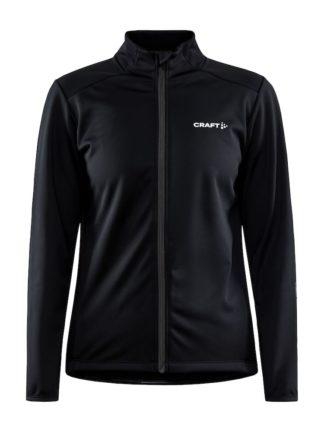 Craft Core Bike SubZ Jacket W Dame Sort