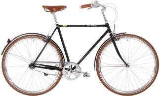 Bike by Gubi Herre Piano Black Sort