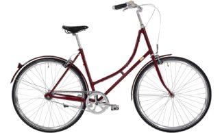 Bike by Gubi Dame French Bordeaux